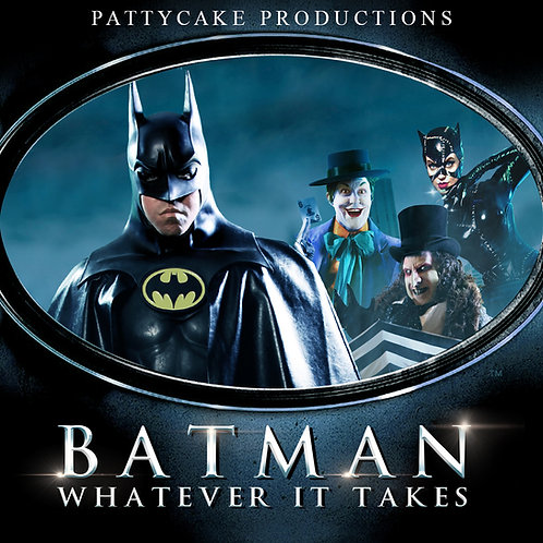 BATMAN : WHATEVER IT TAKES -An Imagine Dragons Unexpected Musical (MP3)