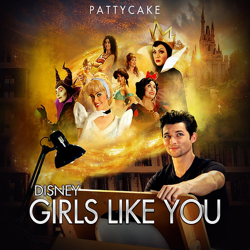 DISNEY GIRLS LIKE YOU -THe Evolution of Disney Ladies