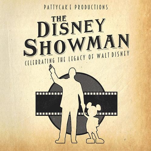 THE DISNEY SHOWMAN -Celebrating The Legacy of Walt Disney (MP3)