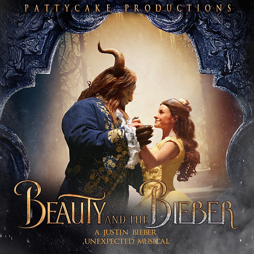 BEAUTY AND THE BIEBER - A Justin Bieber Unexpected Musical (MP3)