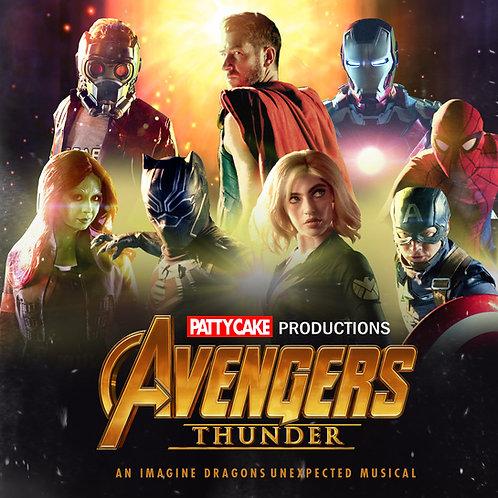 AVENGERS : THUNDER (MP3)