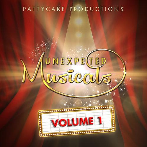 UNEXPECTED MUSICALS, VOLUME 1