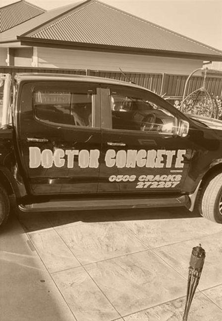 Doctor Concrete Christchurch