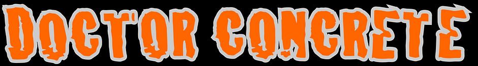 Doctor Concrete Logo