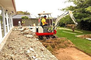 Concrete Excavation