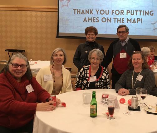Ames Convention and Visitors Bureau