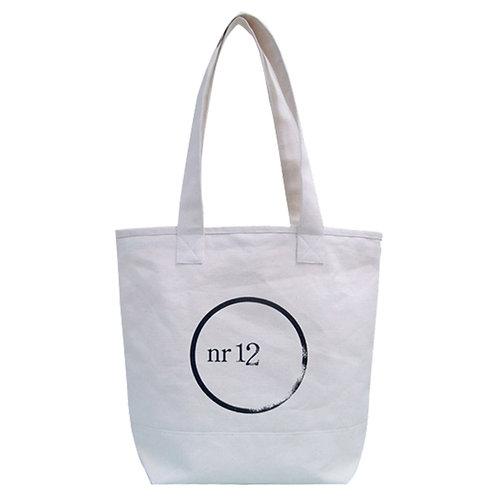 nr12 - Natural Canvas Shopper