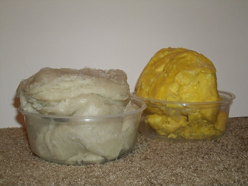 Shea Butter Raw Yellow or White