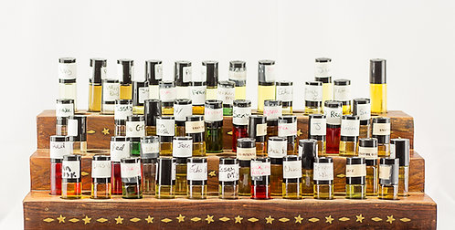 Cosmetic Body oils