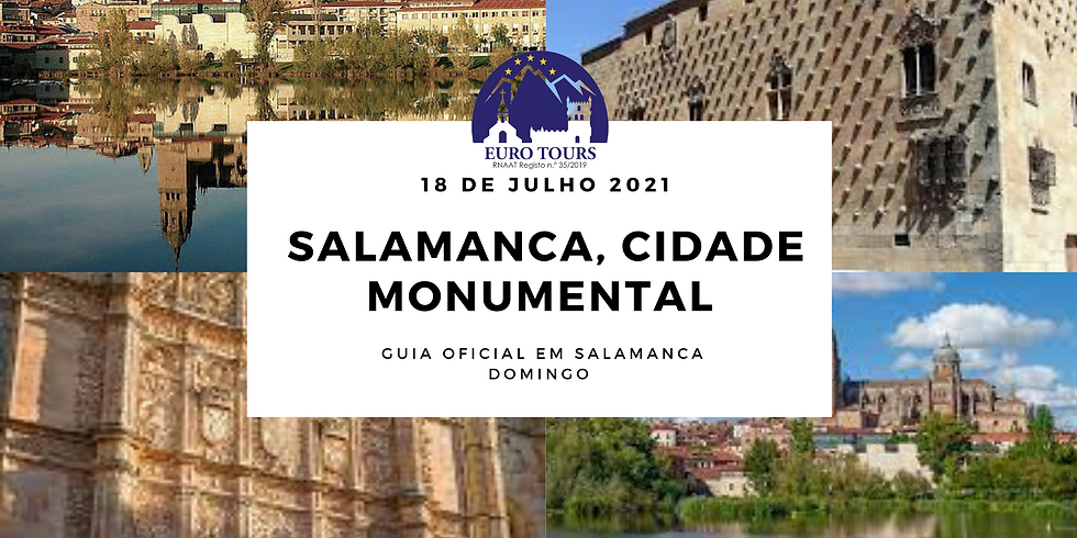 Excursão SALAMANCA