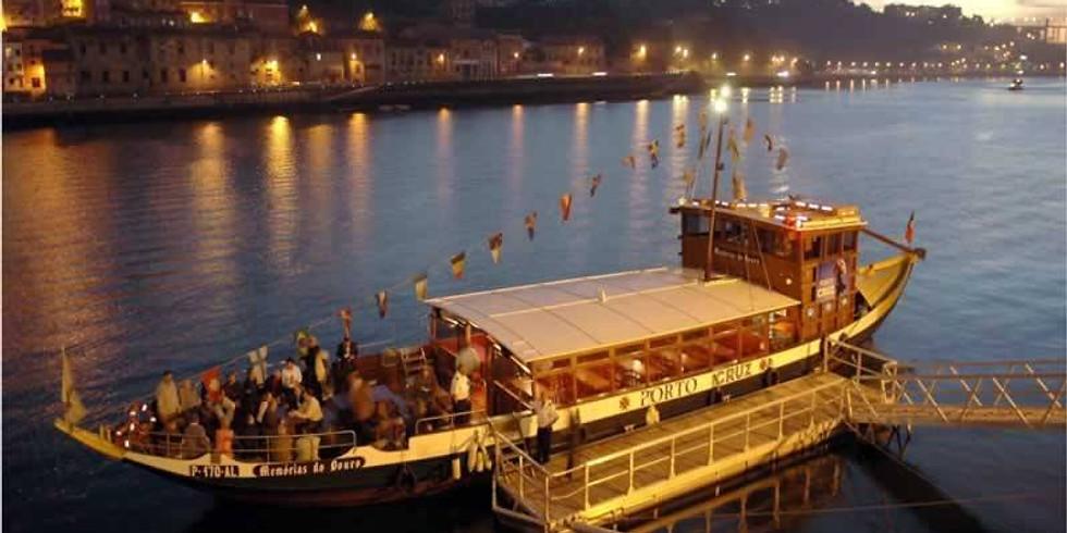 Excursão Porto com Cruzeiro nas 6 Pontes / 1 DiA