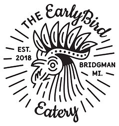The Early Bird Eatery, rooster, early bird