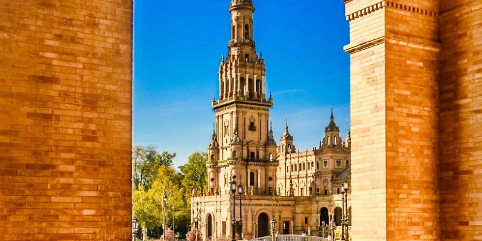 Excursão Sevilha | 2 dias