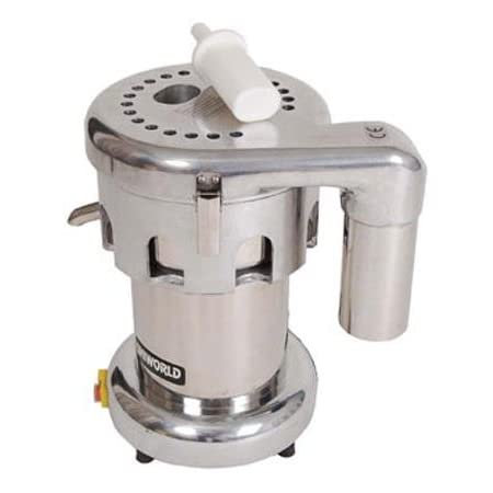 UNIWORLD - UJC-750E - COMMERCIAL 1 HP JUICE EXTRACTOR