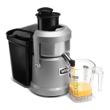 Waring WJX80 Heavy Duty Centrifugal Juicer w/ 12 qt Pulp Container, 120v