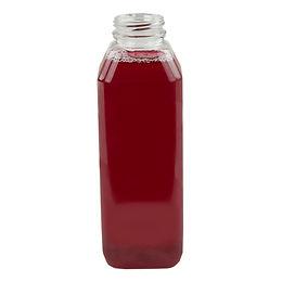 16 oz Plastic Beverage Bottle - 160/case