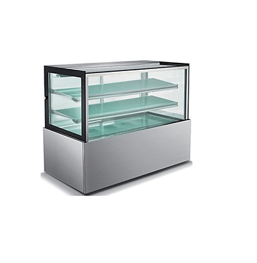 """Universal BCI-72-SC 72"""" Refrigerated Bakery Display Case with 2 Shelves"""