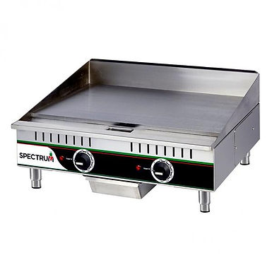 "Winco EGD-24 24""Spectrum Electric Griddle"