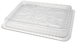 AMD Choice A25 , Clear Dome Lids for 1.5 and 2.25-Lbs Oblong Container