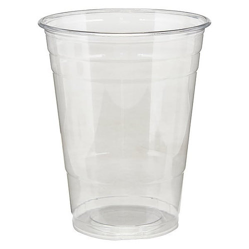 AMD Choice 24 oz. Clear PET Plastic Cold Cup - 1000/Case