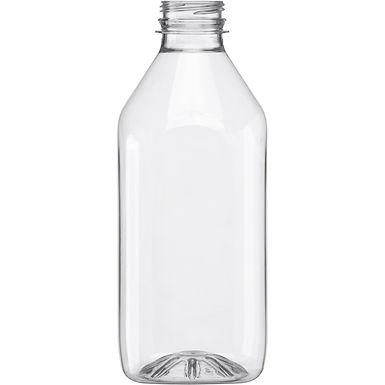 32 oz. Plastic Beverage Bottle - 77/case