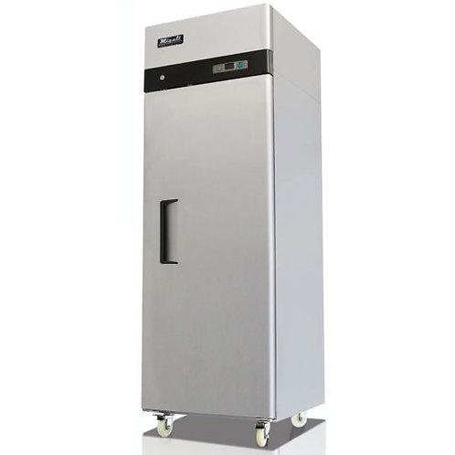 """Migali C-1R-HC 29"""" Single Solid Door Reach-In Refrigerator 23 Cu. Ft."""