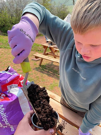 Bale's farm outdoor learning