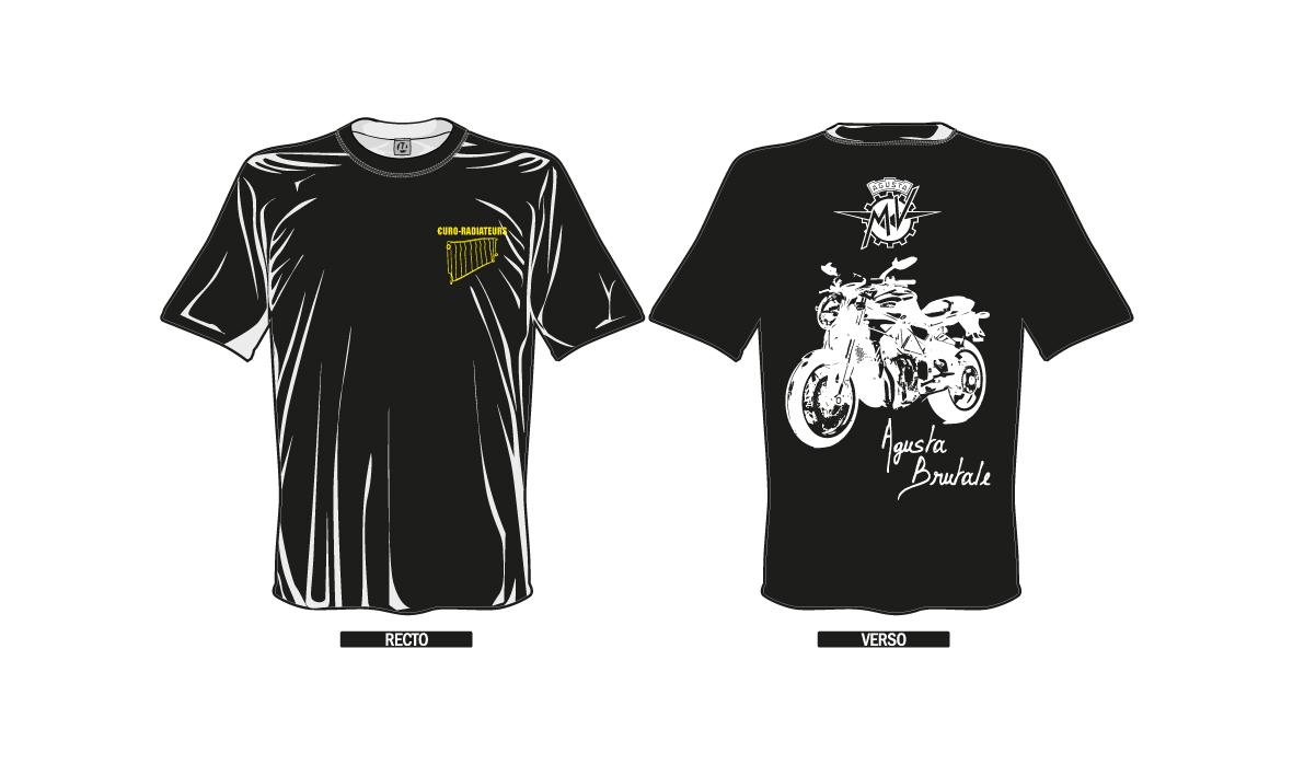 Tee-shirt Euro Radiateurs