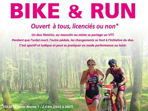 Bike & Run du Tri Val de Gray