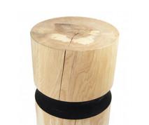 Ash Black band stool