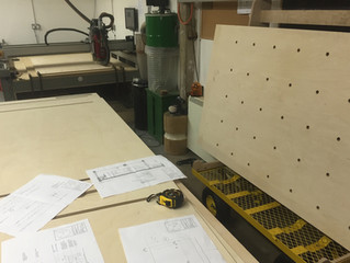 Helping Masson Joinery On Their Project