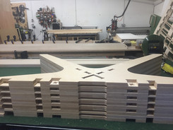 CNC fabrication Opendesk Lean