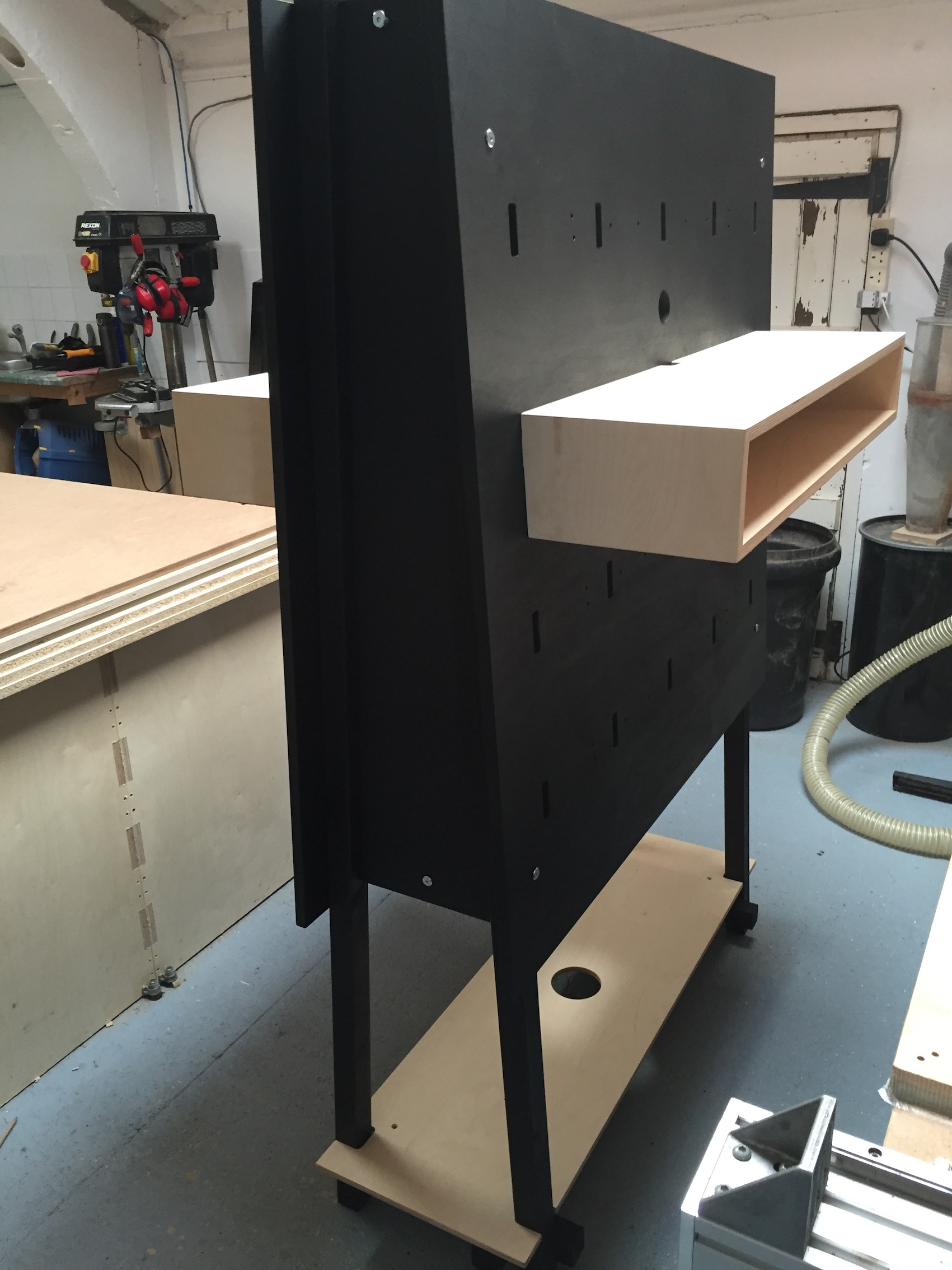 DISPLAY STAND FABRICATION