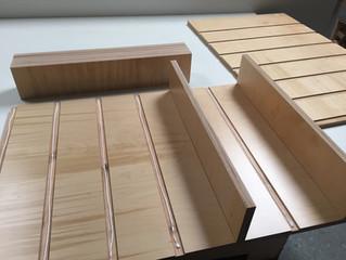 Bespoke Manufacture of Birch Plywood Kitchens