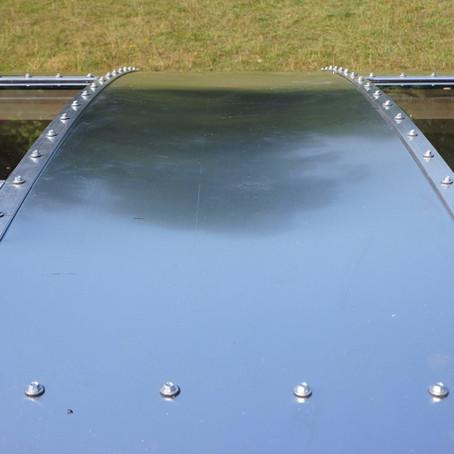 Aluminium Roof Solution