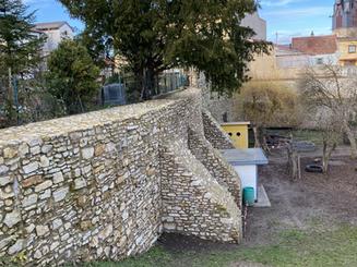 Mauersanierung der Kita Schloss-Ardeck, Gau-Algesheim