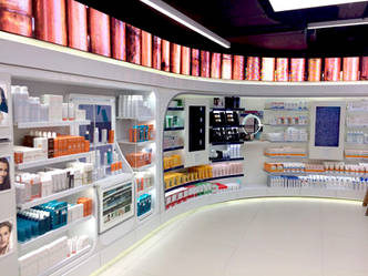 Móveis Comerciais para Varejo e Farmácia