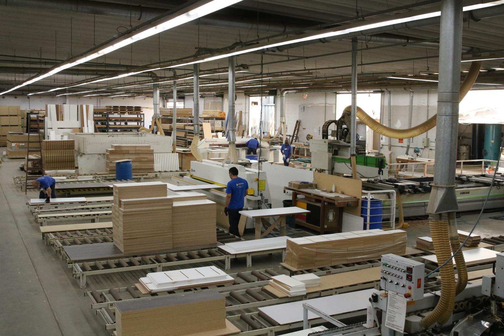 Fábrica Art Glass Expositores