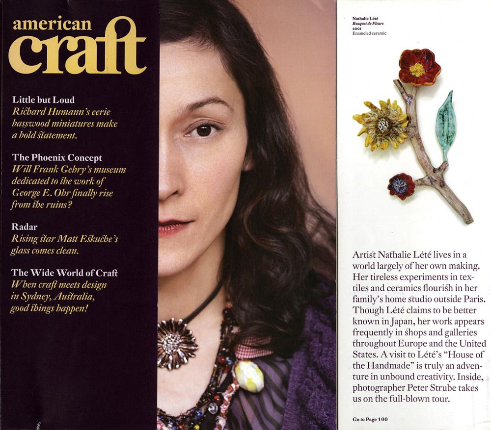 American Craft 1/5