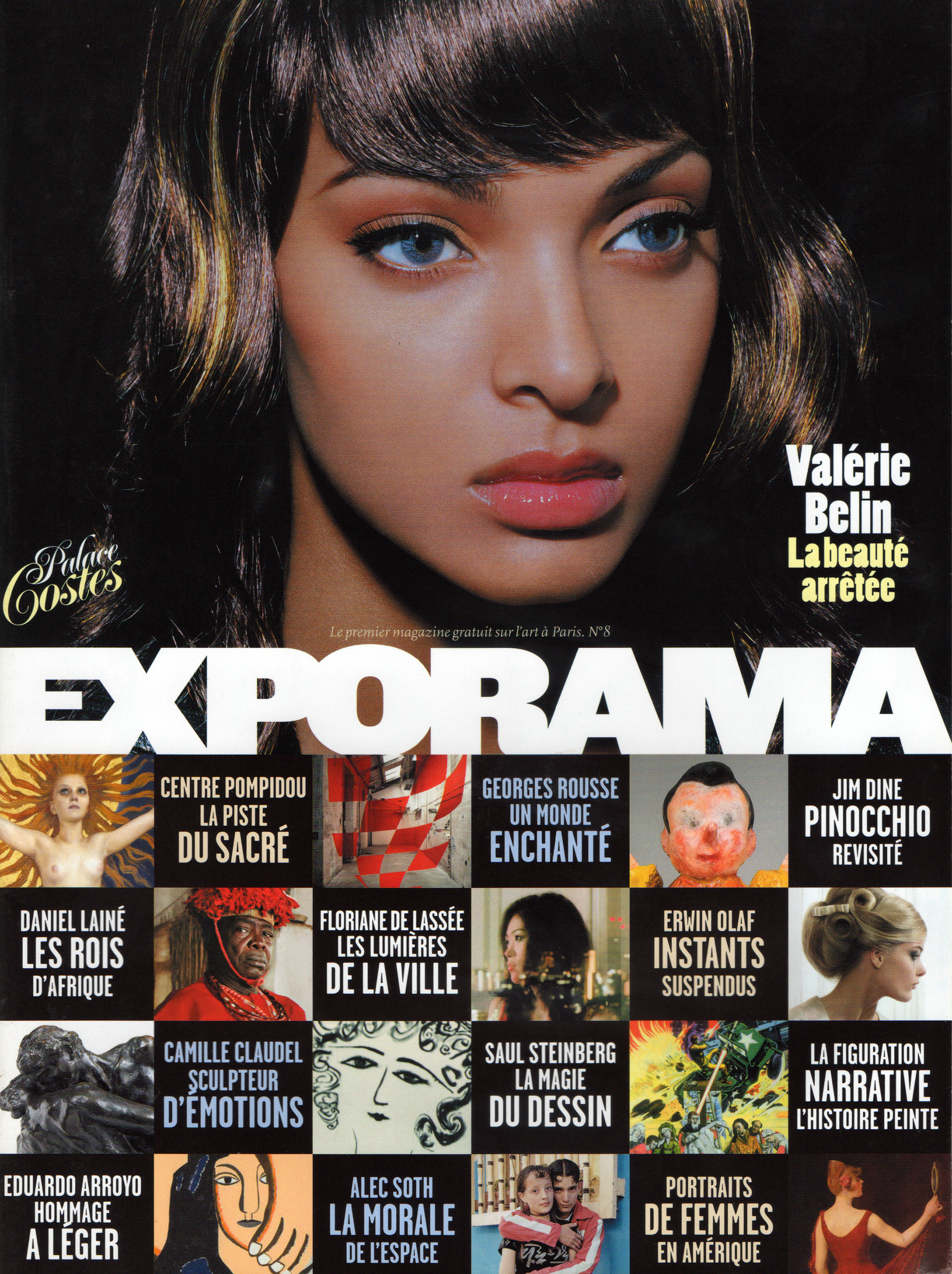 Exporama couverture