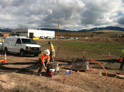 Jetting Project Montana
