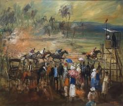 Hugh Sawrey Painting
