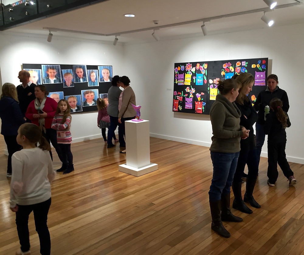 Kids With Class Opening Night | Gallery 107 @ Dalby