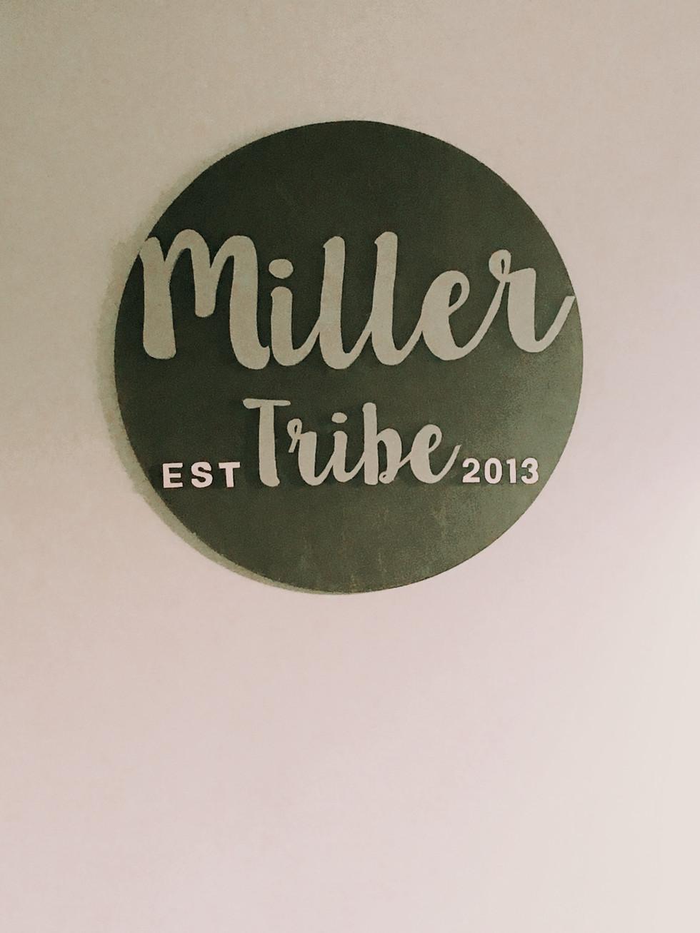 Miller Tribe: Losing baby # 3