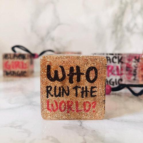 P.P Bobbles | Who Run The World?