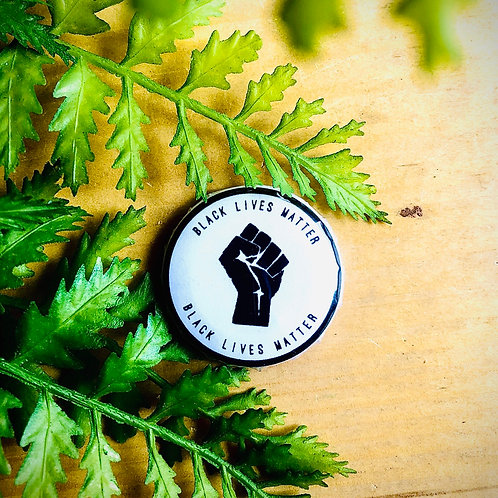 Black Lives Matter Badge