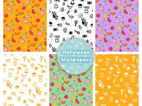 FREE Halloween WallPapers!