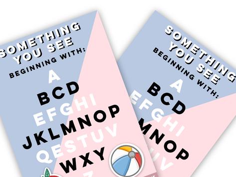 Alphabet: Grounding Technique FREE download