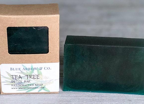 Tea Tree Detox Soap