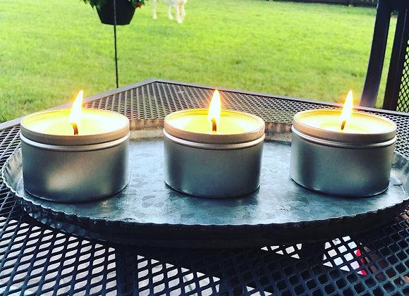 Citronella Candle Set